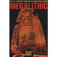 The Megalithic European by Julian Cope Hardback Used cover
