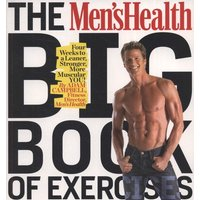 The Menshealth Big Book of Exercises by Adam Campbell Paperback Used cover