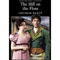 The Mill on the Floss by George Eliot Paperback Used cover