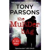 The Murder Bag by Tony Parsons Paperback Used cover