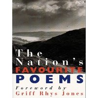 The Nations Favourite Poems by Griff Rhys Jones Paperback Used cover