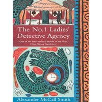 The No 1 Ladies Detective Agency by Alexander Mccall Smith Paperback Used cover