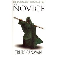 The Novice by Trudi Canavan Paperback Used cover