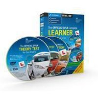 The Official Dvsa Complete Learner Driver Pack Electronic Version by Driver and Vehicle Standards Agency Book Used cover