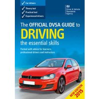The Official Dvsa Guide to Driving by Great Britain Paperback Used cover