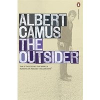 The Outsider by Albert Camus Paperback Used cover