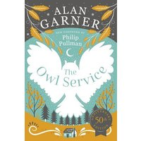 The Owl Service by Alan Garner Paperback Used cover