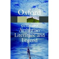 The Oxford Guide to Arthurian Literature and Legend by Alan Lupack Paperback Used cover