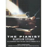 The Pianist by Wladyslaw Szpilman Paperback Used cover
