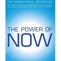 The Power of Now by Eckhart Tolle Paperback Used cover