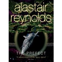 The Prefect by Alastair Reynolds Paperback Used cover