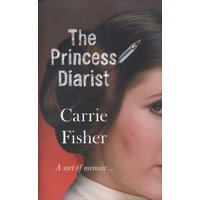 The Princess Diarist by Author Name Tbc Hardback Used cover