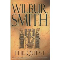 The Quest by Wilbur Smith Paperback Used cover