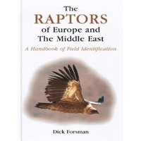 The Raptors of Europe and the Middle East by Dick Forsman Hardback Used cover