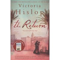 The Return by Victoria Hislop Paperback Used cover
