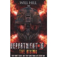 The Rising by Will Hill Paperback Used cover