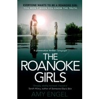The Roanoke Girls by Amy Engel Book Used cover