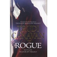 The Rogue by Trudi Canavan Hardback Used cover
