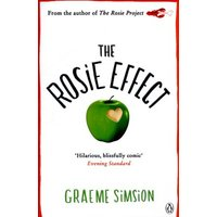 The Rosie Effect by Graeme Simsion Paperback Used cover