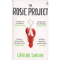 The Rosie Project by Graeme Simsion Paperback Used cover