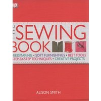 The Sewing Book by Alison Smith Hardback Used cover