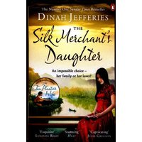 The Silk Merchants Daughter by Dinah Jefferies Paperback Used cover