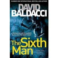 The Sixth Man by David Baldacci Hardback Used cover