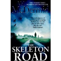 The Skeleton Road by Val Mcdermid Paperback Used cover