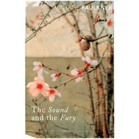 The Sound and the Fury by William Faulkner Paperback Used cover