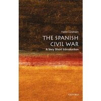 The Spanish Civil War by Helen Graham Paperback Used cover