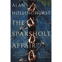 The Sparsholt Affair by Alan Hollinghurst Book Used cover