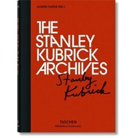 The Stanley Kubrick Archives by Alison Castle Hardback Used cover