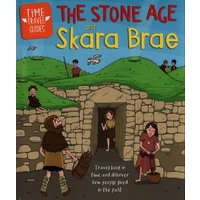 The Stone Age and Skara Brae by Ben Hubbard Hardback Used cover