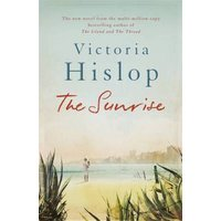 The Sunrise by Victoria Hislop Paperback Used cover