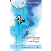 The Tao of Pooh by Benjamin Hoff Paperback Used cover