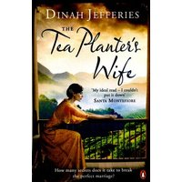 The Tea Planters Wife by Dinah Jefferies Paperback Used cover
