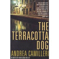 The Terracotta Dog by Andrea Camilleri Paperback Used cover