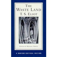 The Waste Land by Ts Eliot Paperback Used cover