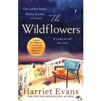The Wildflowers by Harriet Evans Book Used cover