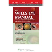 The Wills Eye Manual by Adam T. Gerstenblith Book Used cover