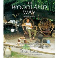 The Woodland Way by Ben Law Paperback Used cover