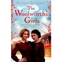 The Woolworths Girls by Elaine Everest Paperback Used cover