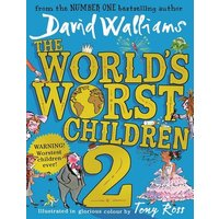 The Worlds Worst Children 2 by David Walliams Book Used cover
