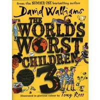 The Worlds Worst Children 3 by David Walliams Hardback Used cover