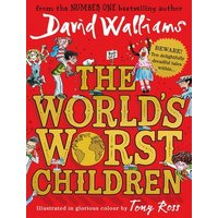 The Worlds Worst Children by David Walliams Paperback Used cover