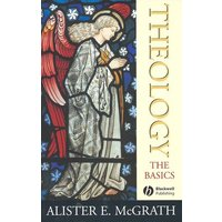 Theology by Alister E. Mcgrath Book Used cover