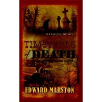 Timetable of Death by Edward Marston Paperback Used cover