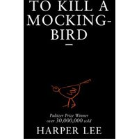 To Kill a Mocking Bird by Harper Lee Paperback Used cover