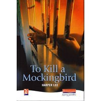 To Kill a Mockingbird by Harper Lee Hardback Used cover