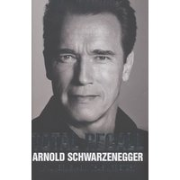 Total Recall by Arnold Schwarzenegger Hardback Used cover